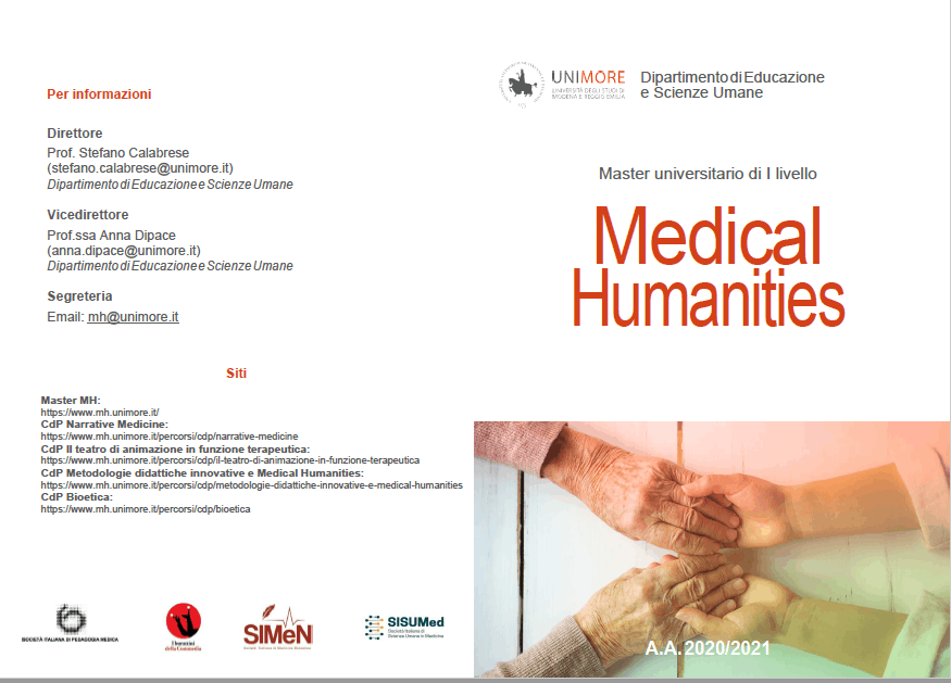 Master in Medical Humanities